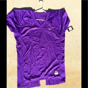 Nike Purple Jersey 3XL NWT ♒️A7